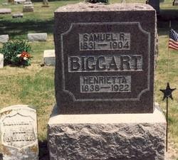 Henrietta R. <i>Midkelf</i> Biggart