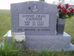 Lonnie Craig Craig Cannon