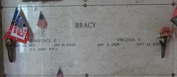 Lawrence E Bracy