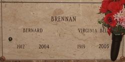 Bernard A Brennan