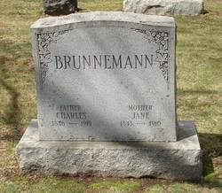 Jane Smith <i>Platt</i> Brunnemann