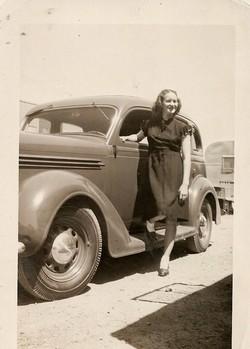 Delma Lorrain Granny <i>Moser</i> Gunn