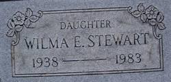 Wilma E. <i>Soots</i> Stewart