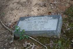 Effie B Powell