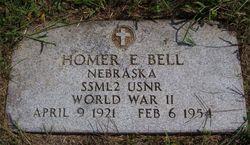 Homer Eldon Bell