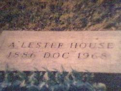 Alva Lester <i>Doc</i> House