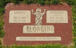 Catherine Kate Blondin