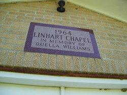Linhart Chapel Cemetery