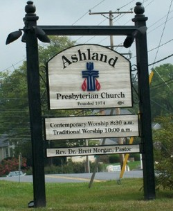 Ashland Presbyterian Church Cemetery
