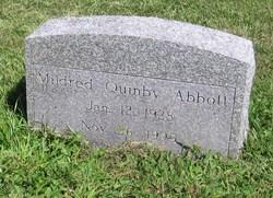 Mildred J. <i>Quinby</i> Abbott