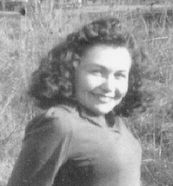 Celia Margaret Margie <i>Bloomer</i> Hildebrand
