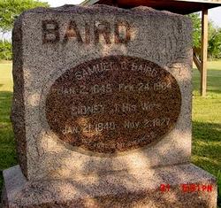 Sidney Jane <i>Wilson</i> Baird