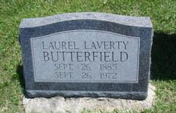 Laurel <i>Laverty</i> Butterfield