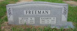 Kathryn Virginia <i>Henington</i> Freeman