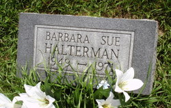 Barbara Sue Halterman