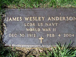 James Wesley Andy Anderson