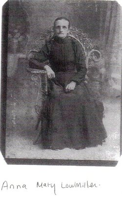 Anna Mary <i>Dotman</i> Lowmiller