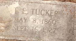 Thomas Elbert Tucker