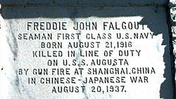 SMN Freddie John Falgout