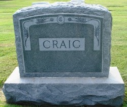 John Walter Craig