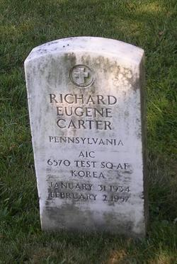 Richard Eugene Carter