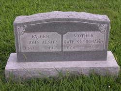 Kate <i>Kleinmann</i> Alsop