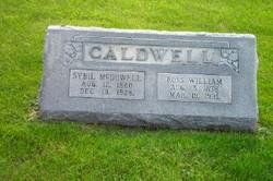 Sybil <i>McDowell</i> Caldwell