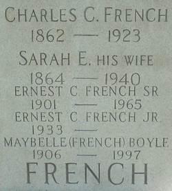Maybelle <i>French</i> Boyle