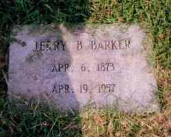 Jerry Benjamin Barker