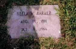 Della <i>Wright</i> Barker