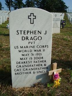 Stephen Joseph Steve Drago
