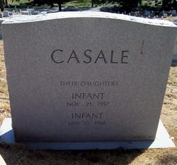 infant Daughter Casale