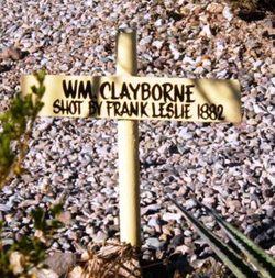 Billy Claiborne