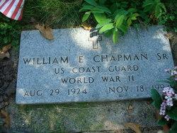 William Edward Chapman, Sr