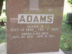 Allen A. Adams