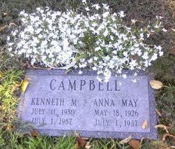 Anna May <i>Czapp</i> Campbell