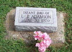 Infant Dau Adamson