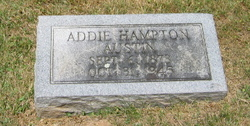 Addie <i>Hampton</i> Austin