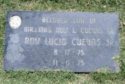 Roy Lucio Cuevas, Jr