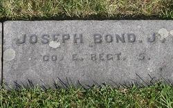Pvt Joseph Bond, Jr