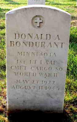 Donald A Bondurant