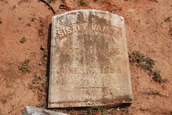 Sisaly <i>Davenport</i> Vance