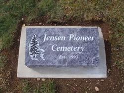 Jensen Pioneer Cemetery