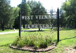 West Vienna Cemetery