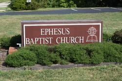 Ephesus Baptist Church Cemetery