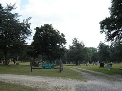 Diamond Bluff Cemetery