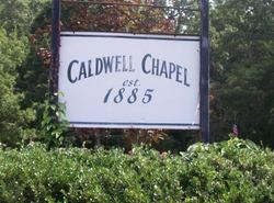 Caldwell Chapel Cemetery