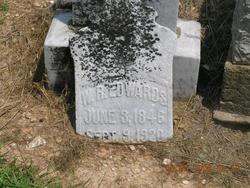 William Richardson Bud Edwards
