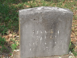 Fannie W. Bailey