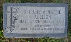 Deloris Mae <i>McHaffie</i> Allison